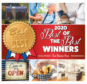 Covenant Best of Boerne Pest Control Magazine