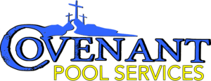 logo for Covenant Pool Services located in Boerne, TX